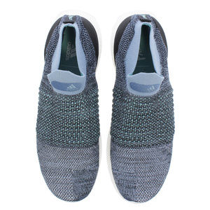 buy popular 7efd0 cd7a3 Adidas Ultra Boost Laceless Parley Running Shoes NWT